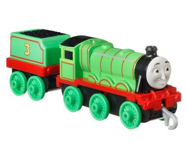 Fisher-Price Thomas & Friends - Henry 8 cm groen