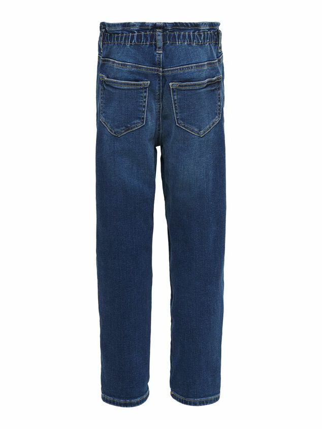 Only Straight fit jeans KONMaya paperbag