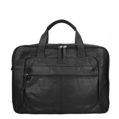 Chesterfield Ryan Laptopbag Large black