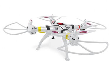 JAMARA quadrocopter Payload GPS Flyback 2,4 GHz 61 cm wit