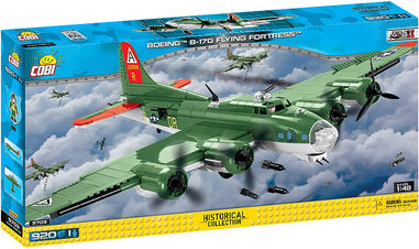 Cobi Small Army bouwpakket Flying Fortress 924-delig (5703)