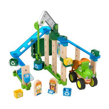 Fisher Price Wonder Makers Recycling Centrum