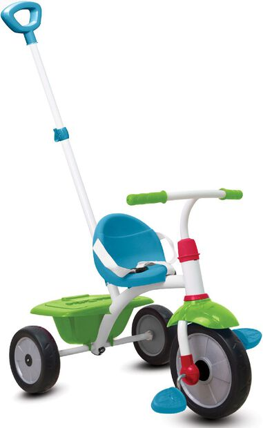 Driewieler SmarTrike Fun Blue/Green 2 in 1