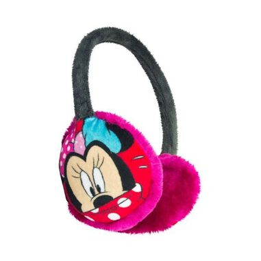 Minnie mouse oorwarmers