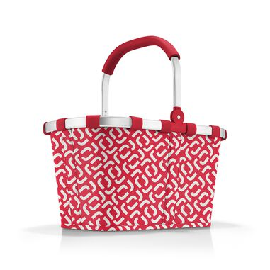 Reisenthel Carrybag Boodschappenmand - 22L - Signature Red Rood