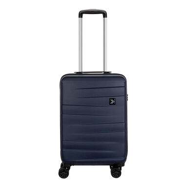 Travelbags Stockholm 4 Wheel Trolley 55 navy