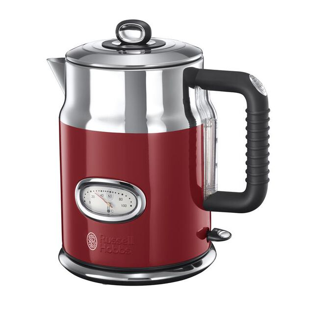 Russell Hobbs Retro Ribbon Red Waterkoker