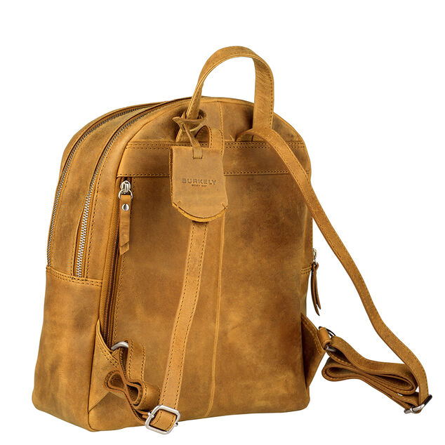 Burkely About Ally Backpack ochre yellow