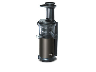 Panasonic Slowjuicer MJ-L600SXS Black