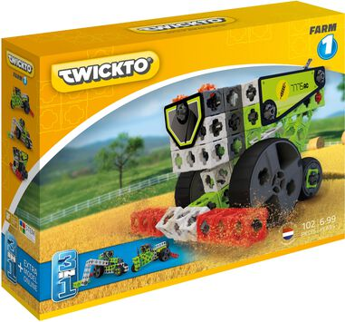 Twickto Farm #1 102-delig