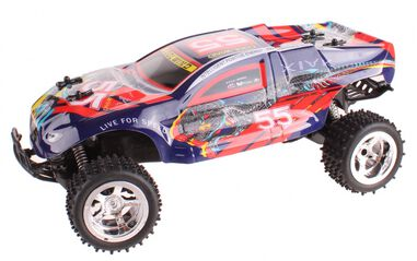 PMS RC Rapid Racers X-Force-55 Cool Wind 26 cm paars