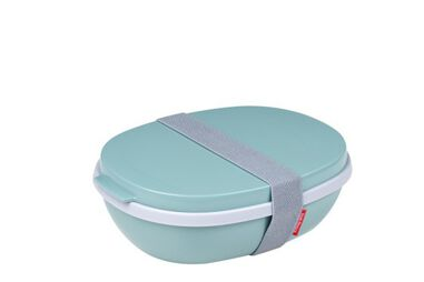 Lunchbox Ellipse Duo Nordic Green