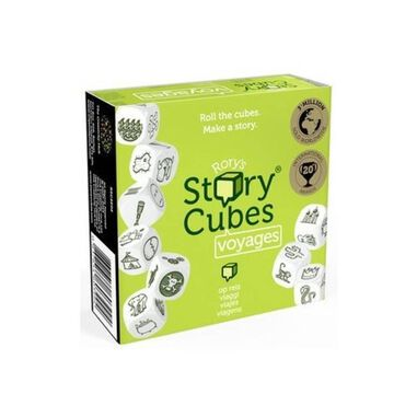 Rory`s Story Cubes Voyages