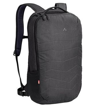 "Vaude Recycled PETimir II Rugzak 15.6"" black"