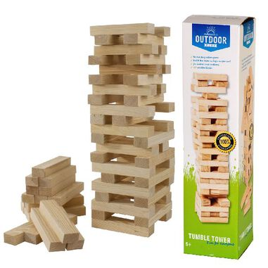 Outdoor Play Tumble Tower