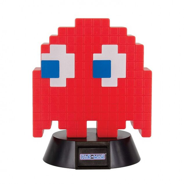 Paladone lamp Pac-Man: Blinky Icon Light 10 cm rood