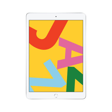 iPad 2019 32GB Silver Wifi only