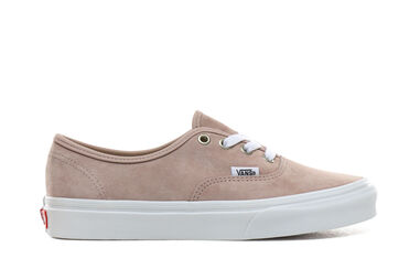 Vans Authentic (Pig Suede) Heren Beige