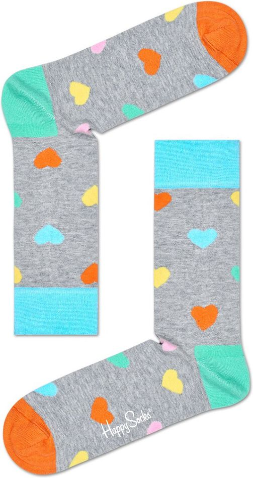 Happy Socks Heren Sokken 7-Pack Weekmix Multi
