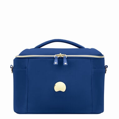 Delsey Montrouge Tote Beautybag blue