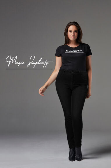 Magic Simplicity BOOSTS jeans