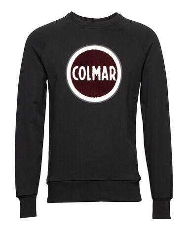 Colmar Heren Sweaters Sounds Sweater Black Zwart