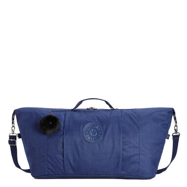 Kipling Adonis BP Travel Duffel cotton indigo