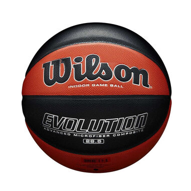 Wilson basketbal Evolution rubber oranje/zwart