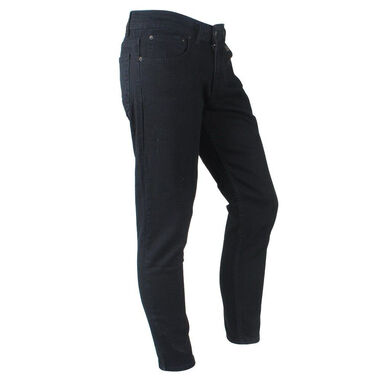 Catch heren jeans stretch lengte 32 - zwart