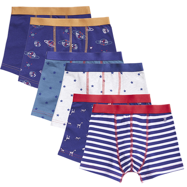 Ten Cate - Boys - 6-Pack Short