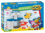 Cobi Super Wings bouwpakket World Airport 510-delig 25132