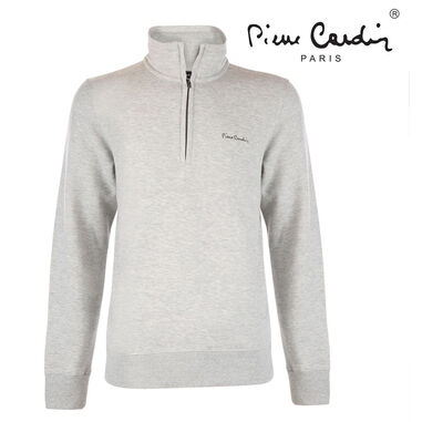 Pierre Cardin heren sweater met rits