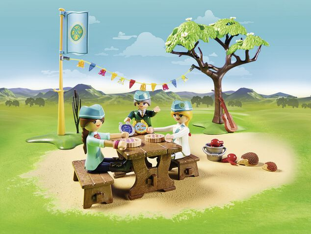 Playmobil 70329 Paardenkamp
