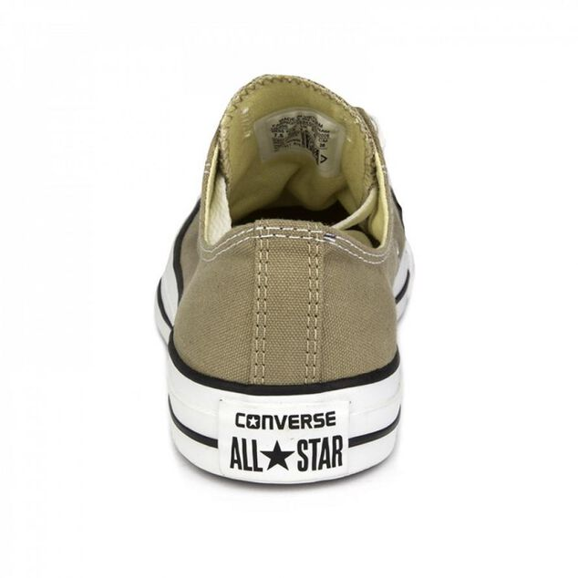 All Star Ox Simply Taupe Unisex Beige