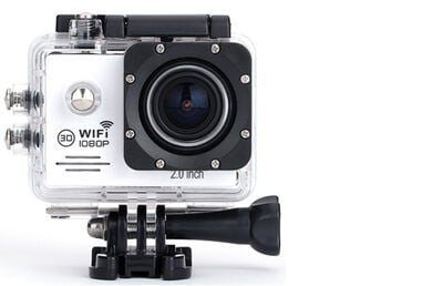 Action camera full HD 1080P met Wifi