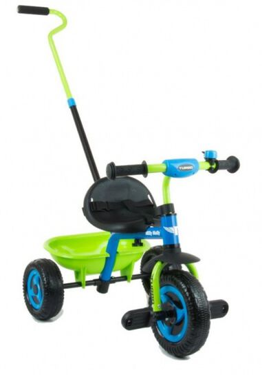 Turbo driewieler Junior Groen/Blauw