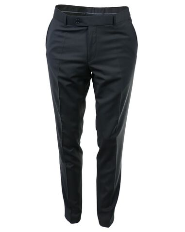 Carl Gross Pantalon 40-018s0 / 330003 zwart