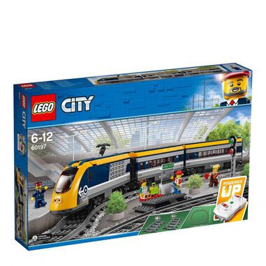City: Passagierstrein (60197)