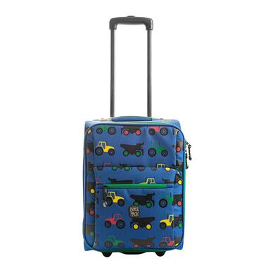 Pick & Pack Cute Tractor Kindertrolley blue multi