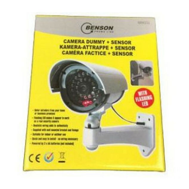 Dummy camera luxe