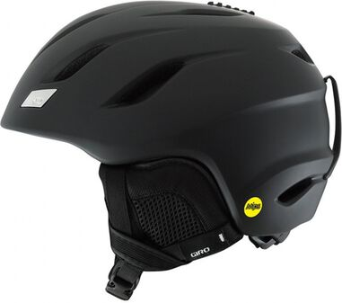 Giro skihelm Nine Mips Black maat XL