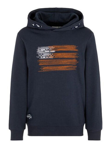 Name It Nkmopilo ls sweat wh bru blauw  Blauw