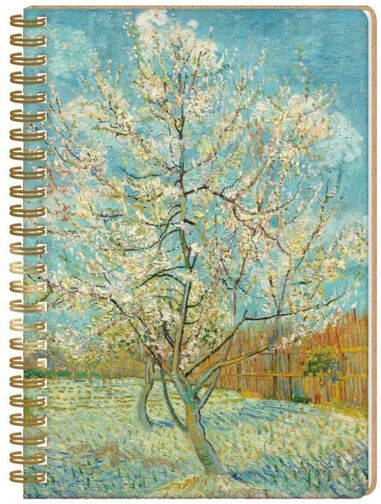 Blueprint Collections Ltd bullet journal Vincent van Gogh B5