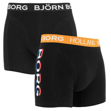 Bjorn Borg - 2-Pack Short WK Holland