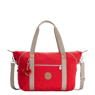 Kipling Art Handtas true red c
