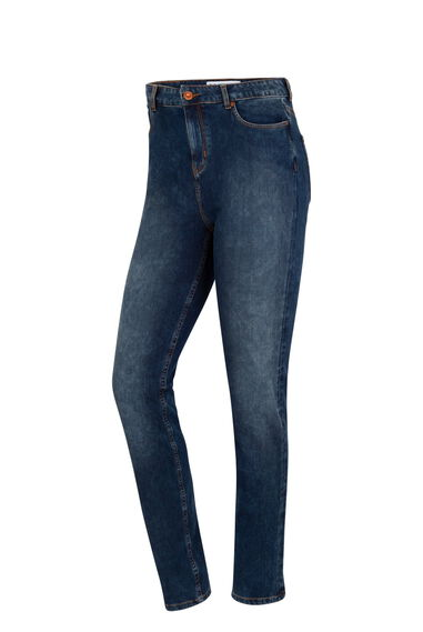 BF Jeans stretch Regular Fit donkerblauw