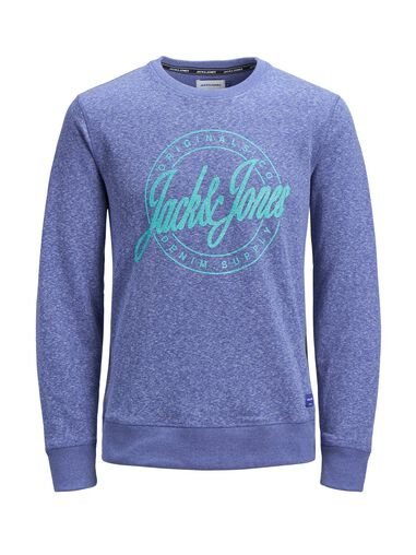 Jack & Jones Sweatshirt Bedrukt