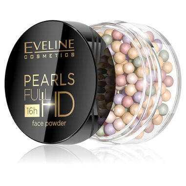 Eveline Cosmetics Pearls Full Hd Colour Correcting Powder CC