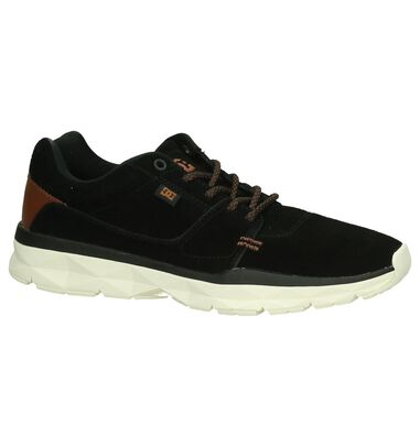 DC Shoes Player Zwarte Sneakers