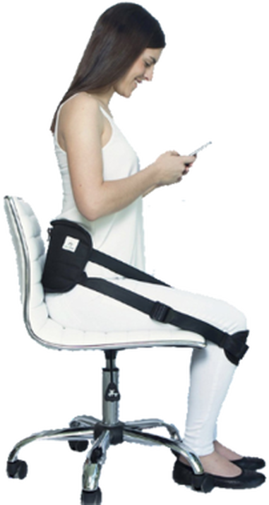 Ergolution Back-Up Ergonomische rugsteun